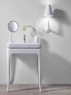 Modern bathrooms stylish bathroom decorating in art deco - Art deco decorating ideas ...
