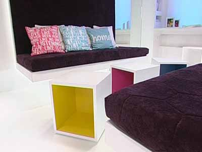 fusion of atyles contemporary living room decorating ideas