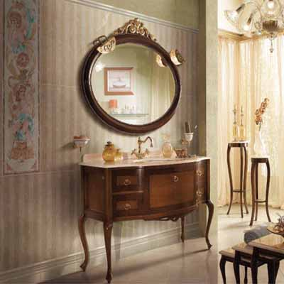 Ideas For Bathroom Decorating Vintage Interior Design Style