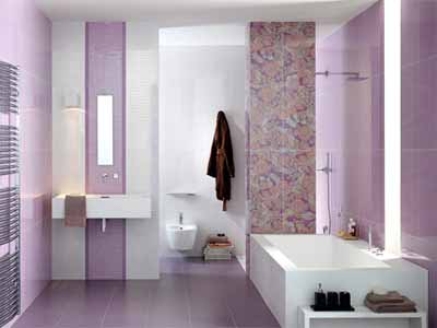 Retro Bathroom Decorating In 1950s 60s Style Modern Bathrooms