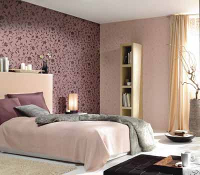 cream purple bedroom colors beautiful wallpapers flowers