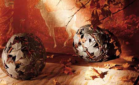 fall decorations decorative balls decorating ideas for fall