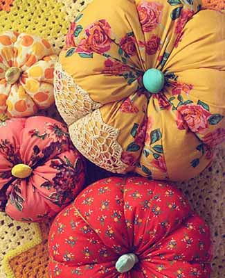 fall crafts room decor accessories decorative fabrics