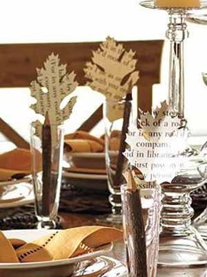 fall decor table decoration individual centerpiece ideas