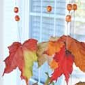 fall-decorating-ideas-window-decoration-leaves