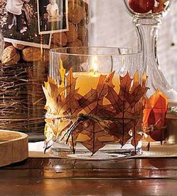 fall-decorating-ideas-candle-centerpiece-ideas-table-decoration