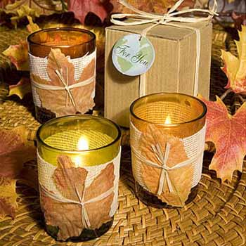 small-candles-centerpieces-fall-decorating-ideas