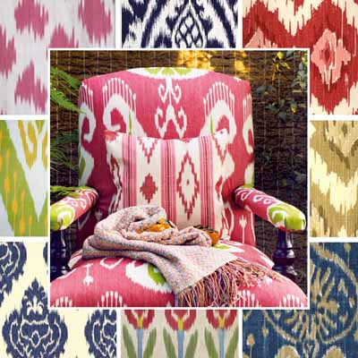 Home Decor Fabric on Patterns On Home Fabrics  Stylish Fabric Patterns For Room Decorating