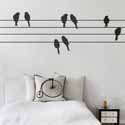 bird decorations images birds wall stickers
