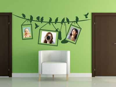 wall decoration ideas modern stickers decalls
