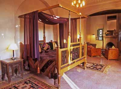 Dark Wood Moroccan Furniture Decor Accessories Colorful Decorative Fabrics And Textiles Create Mystique Bedroom Design With Light Or Purple