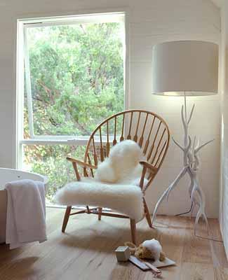 contemporary floor lamps room design