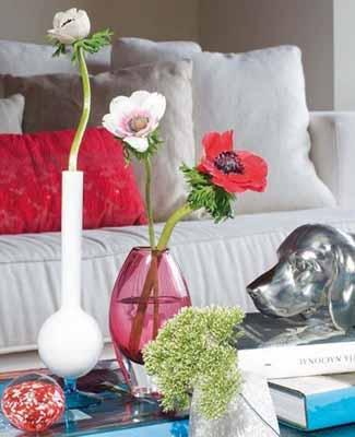 ceramic glass vases scandinavian house accessories