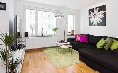scandinavian interior design house accessories