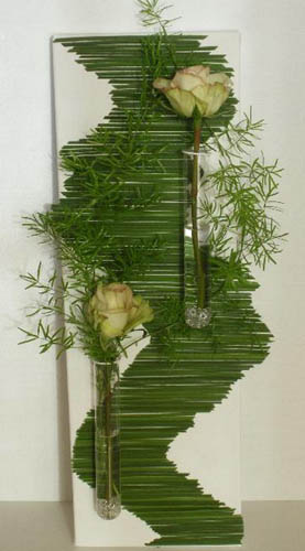Unusual Flower Arrangements For Wall Decoration Craft Ideas