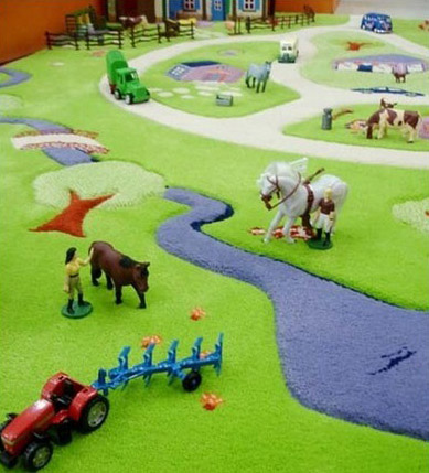 Kids Rugs For Children Bedroom Decorating Are Floor Decor That Is Comfortable And Interesting
