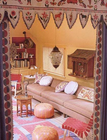 moroccan style living room decorating ideas, inspired by Morocco decor