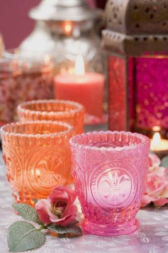 Middle Eastern Party Table Decoration Ideas and Centerpieces