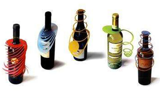 glass bottle decorating and paper craft ideas for adults