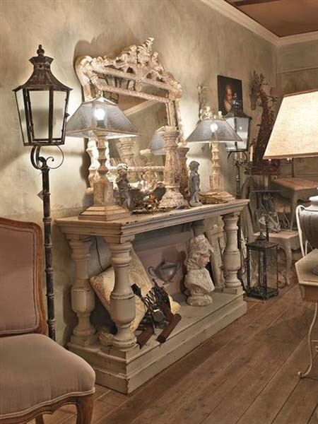 New 18th Century French Decorating Ideas, Rediscovering