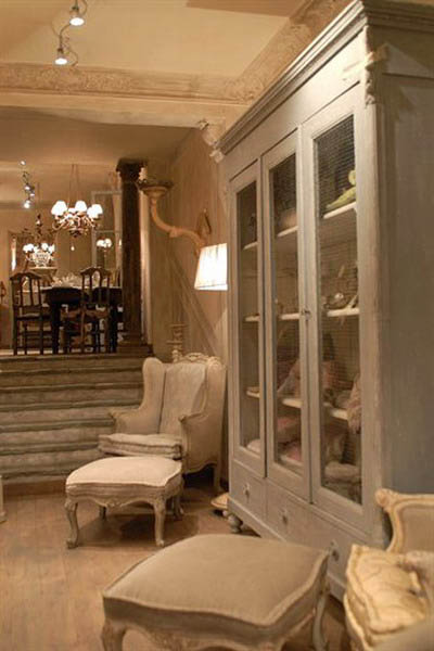 Designer Furniture And Room Decor Accessories In French Style