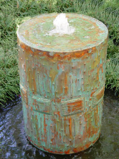diy backyard ideas inspiring and simple water fountain