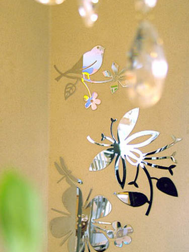 bird-butterfly-flower-wall-sticker-design-mirrors