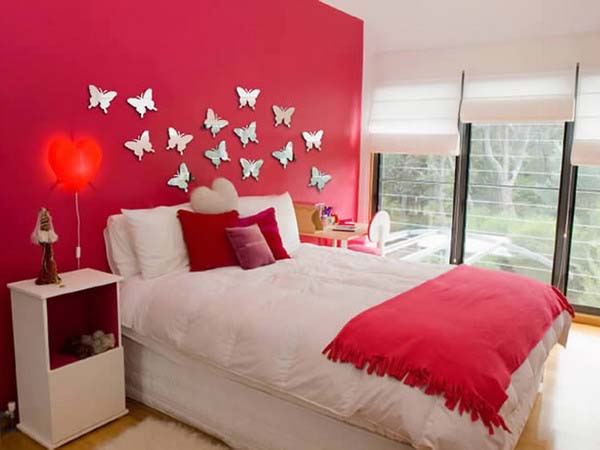 Mirror Wall Stickers, Bright Ideas for Room Decorating