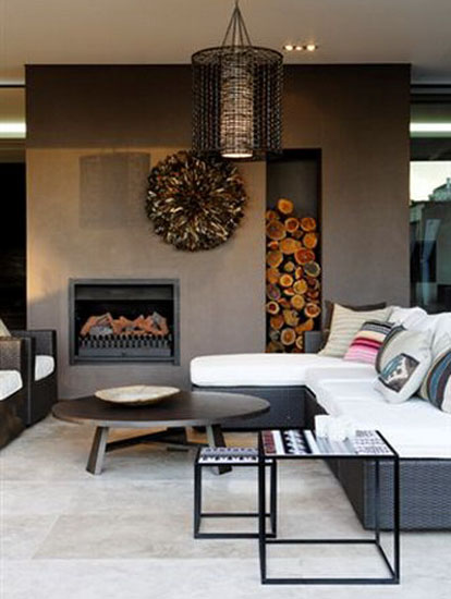 Decorating With Juju Hats Modern Wall Decor Ideas