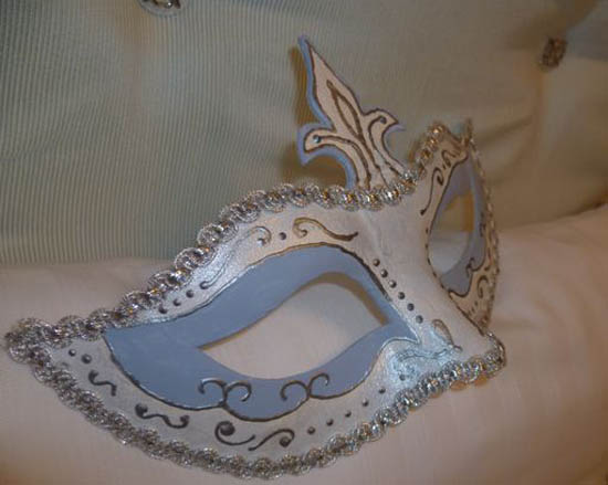 carnival masks are great craft ideas