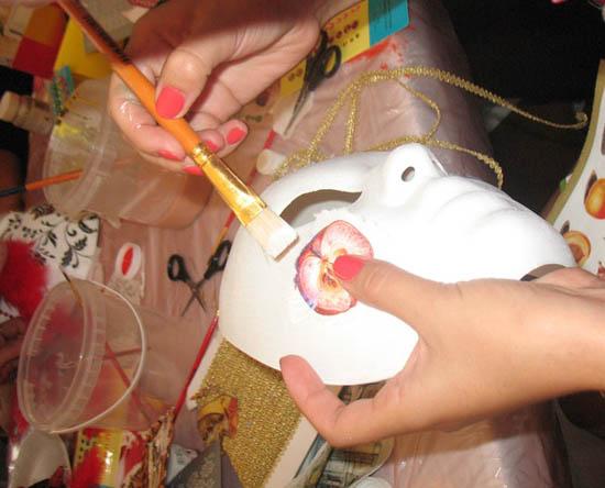 Craft Ideas And Wall Decorations Making Masquerade Ball Masks