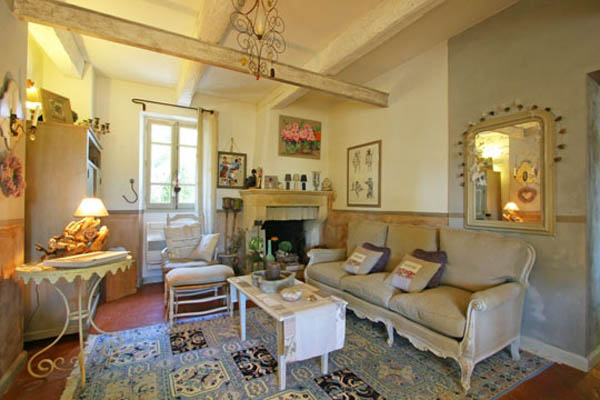 country french living room ideas country home decorating ideas from provence 22204