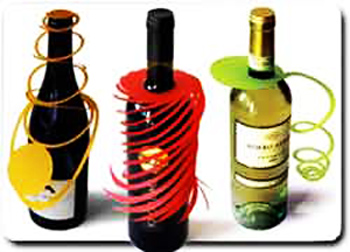 decorated glass bottles. Unusual glass bottle decorating Glass Bottle Decorating  Craft Ideas and Table Decorations