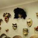 masquerade ball masks make unique wall decorations