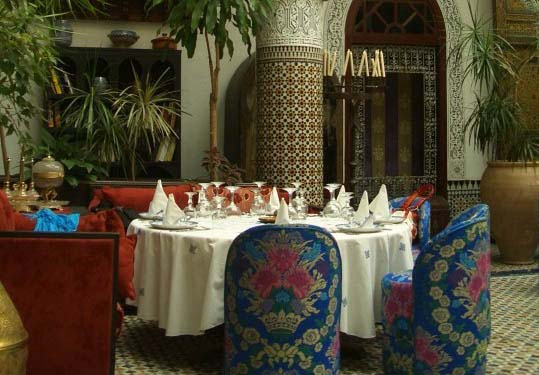 Good Moroccan Decor Ideas Are About Extensive Use Of Textures And Rich Colors  For Moroccan Home Decoration. So, If To Create Moroccan Style Dining Room  Look, ...