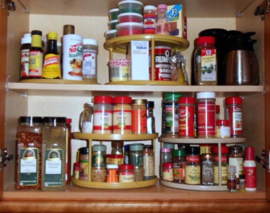 Modern Kitchen Accessories For Spices Storage