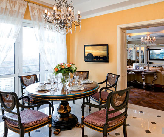 Remarkable Traditional Dining Room Decorating Ideas 550 x 459 · 86 kB · jpeg