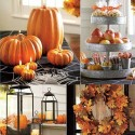 natural halloween decorations and ideas for simple fall crafts