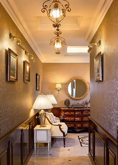 Foyer Traditional Decorating Ideas : Modern room decor traditional home decorating style