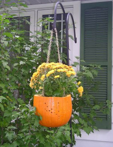 Fall Decorating Ideas, Thanksgiving and Halloween Yard Decorations