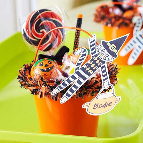 colorful and delicious halloween ideas for kids