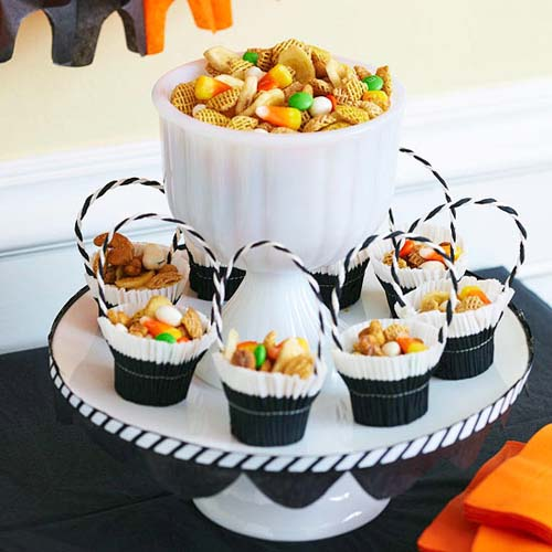 centerpiece ideas for kids halloween party decoration