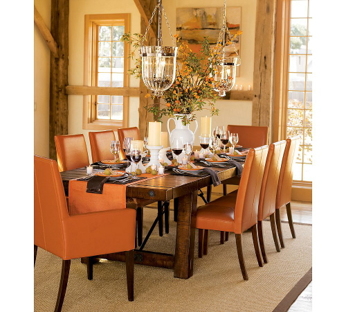 Gallery Of Decorating Ideas For Dining Room: Halloween Party Decorations For Adults, Green Or Orange