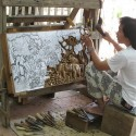 indonesian handicraft and furniture decoration for balinese decor style
