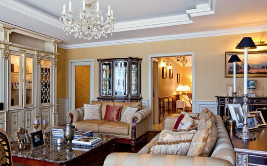 Traditional Home Living Room Decorating IdeasThe Best Living