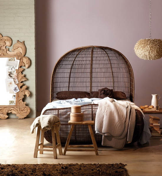 Bedroom Decorating Ideas African