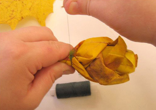 rose bouquet, table decorations and ideas for fall crafts