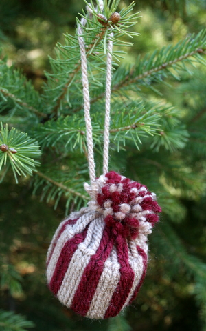 Mini Hats Simple Christmas Crafts And Cheap Home Decorations