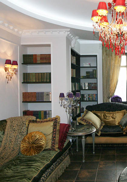 Charming Small Rooms, Single Woman Apartment Ideas