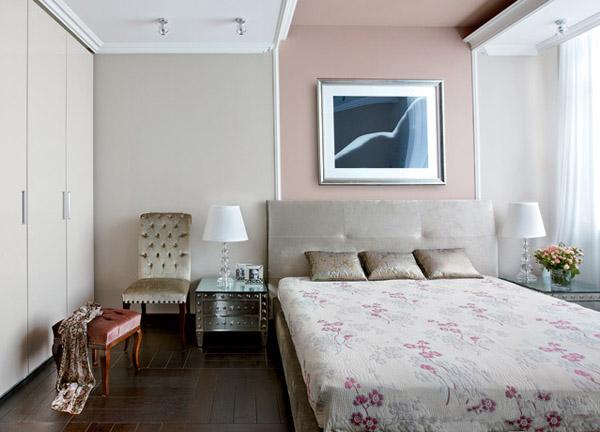 bedroom decorating in art deco style